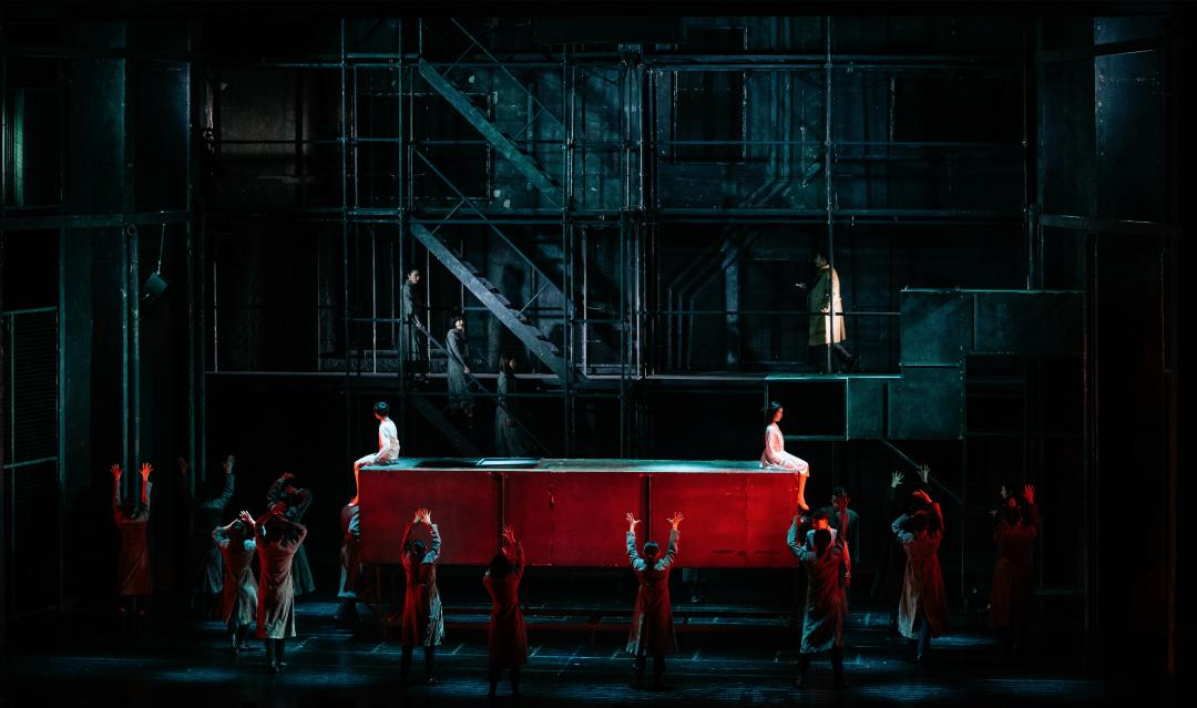 音乐剧《白夜行》哈尔滨站时间、地点、演出票价