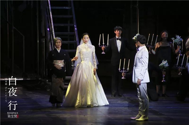 音乐剧《白夜行》哈尔滨站时间、地点、演出详情
