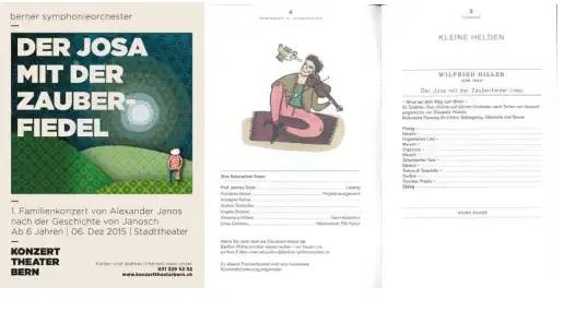 2021世界绘本大师情境趣味音乐会《乔萨和魔法小提琴》-北京站