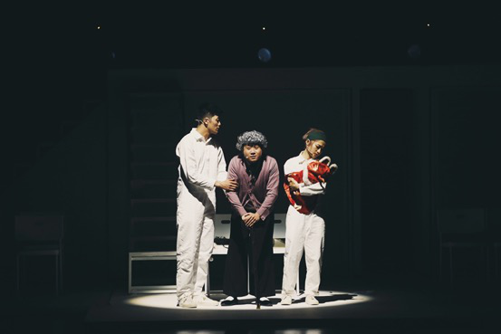 2021刘令飞主演·文艺复新喜剧《逆时光呐喊》-杭州站