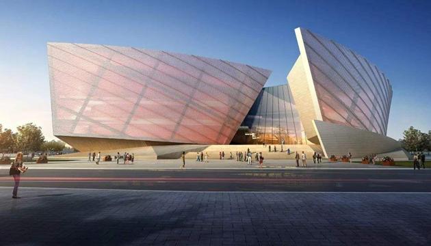 郑州大剧院 音乐厅