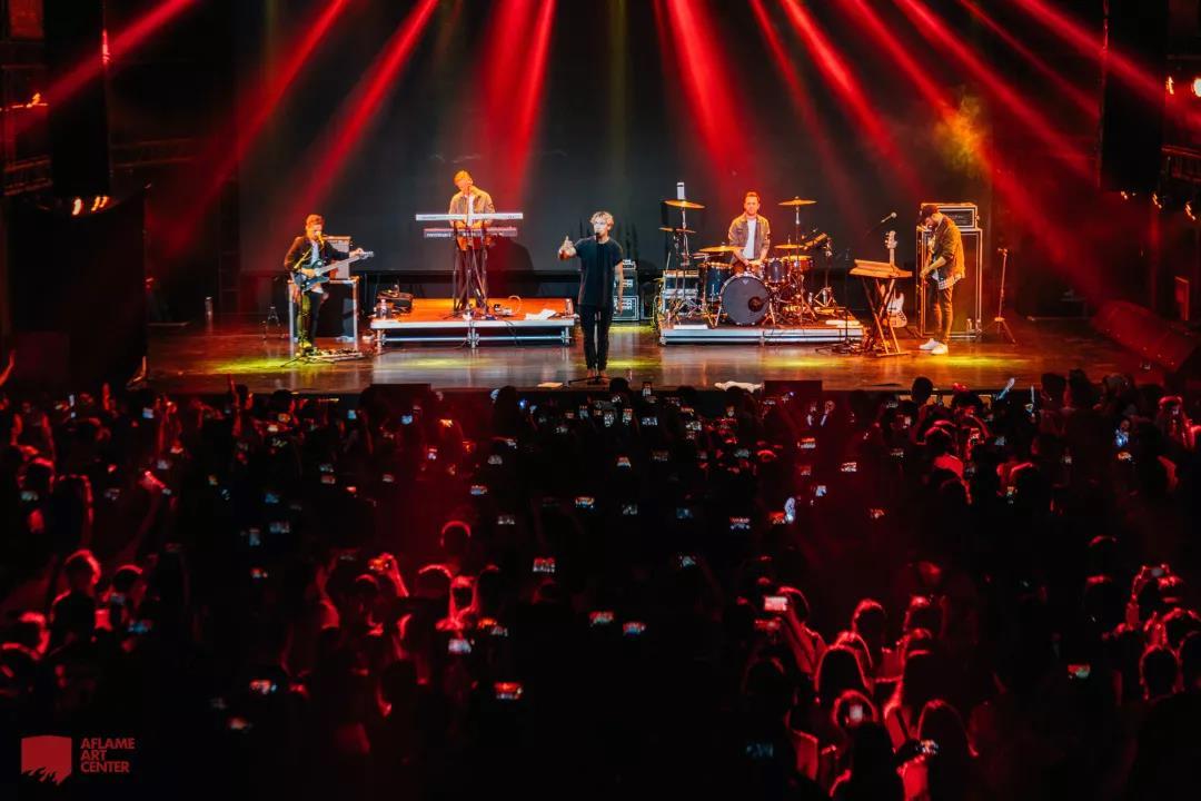 Christopher 克里斯托弗 2021中国巡演-重庆站