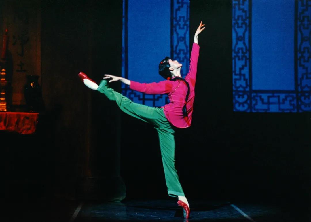 2021上海芭蕾舞团舞剧《白毛女》-南京站