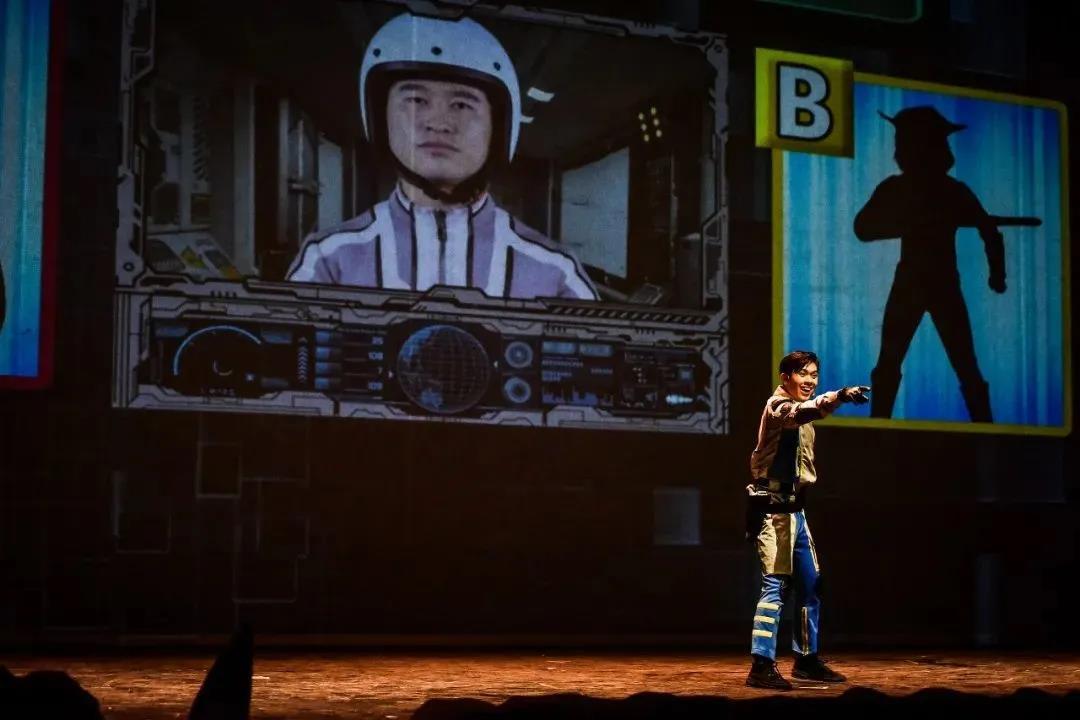 2021奥特曼系列舞台剧《奥特传奇之英雄归来》-长沙站