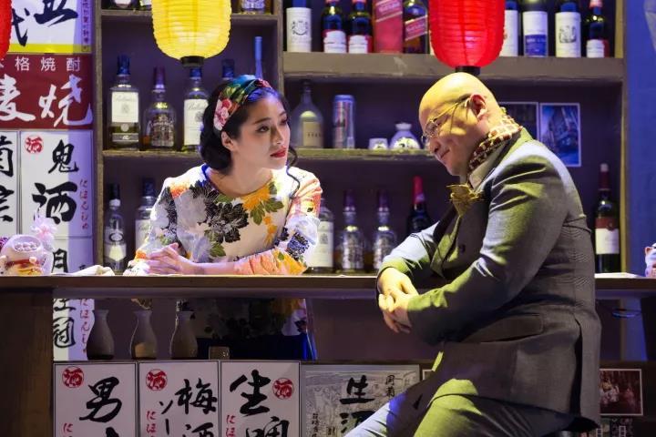 2021东野圭吾悬疑小说改编舞台剧《黎明之街》-苏州站