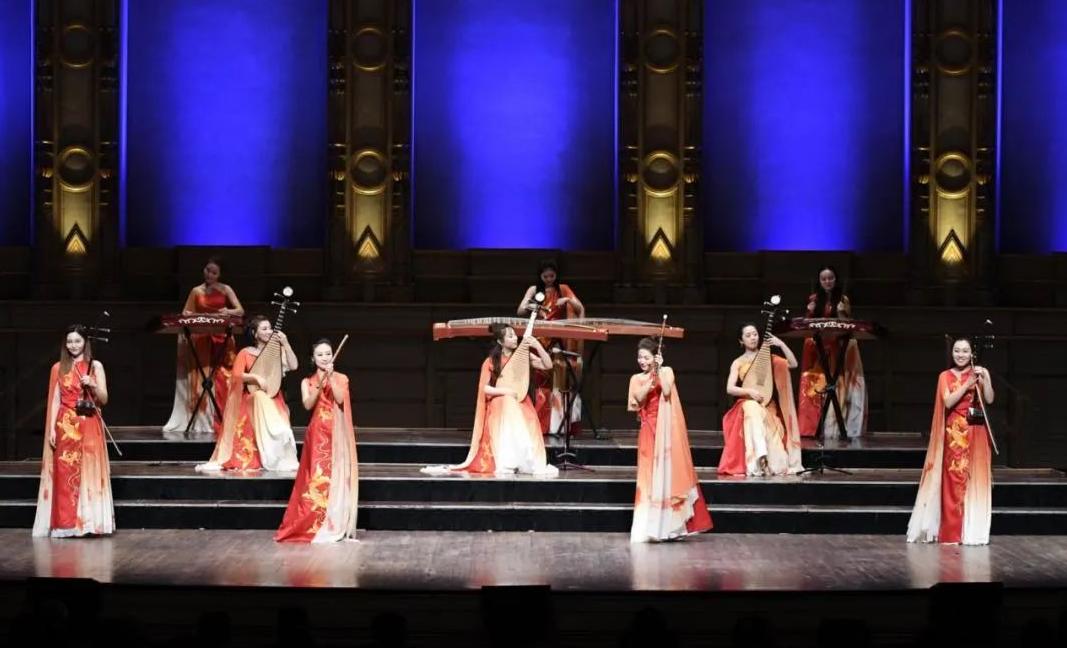 2021胜利——女子十二乐坊专场音乐会-上海站
