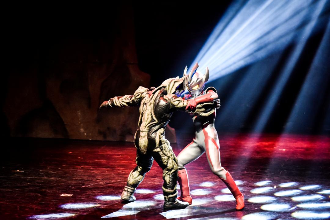2021日本圆谷版奥特曼系列舞台剧《奥特传奇之英雄归来》-福州站
