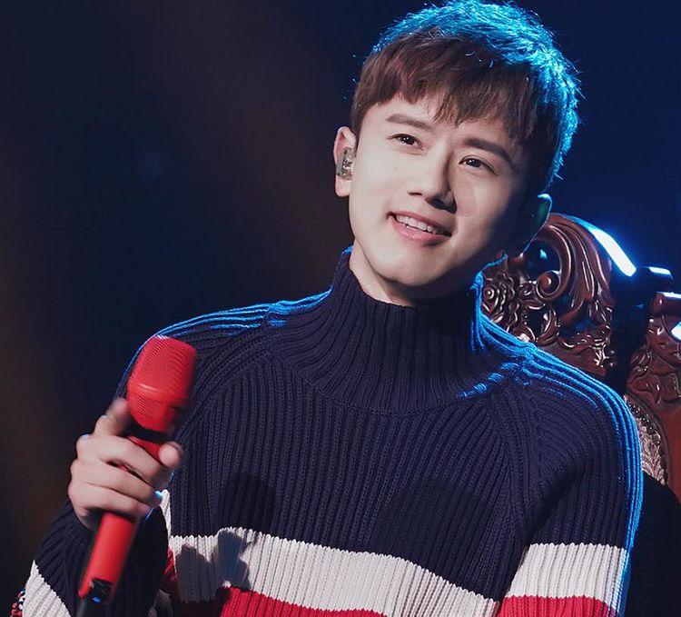 2021张杰北京演唱会门票预订+时间+场馆