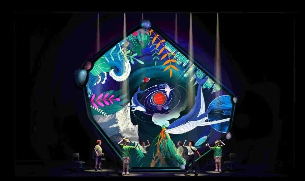 2021音乐剧《神奇校车病菌大作战》台州站时间、地点、演出介绍
