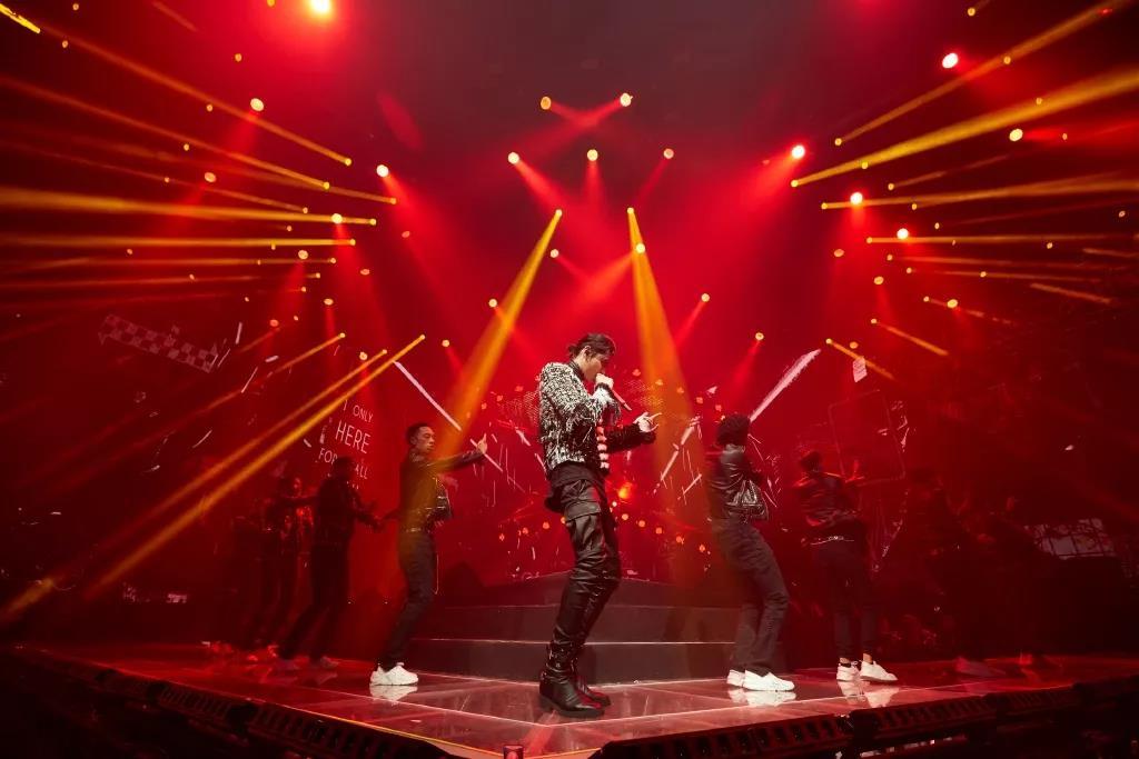 说·东·讲·西·2021-2022吴亦凡116·全国巡回演唱会-石家庄站