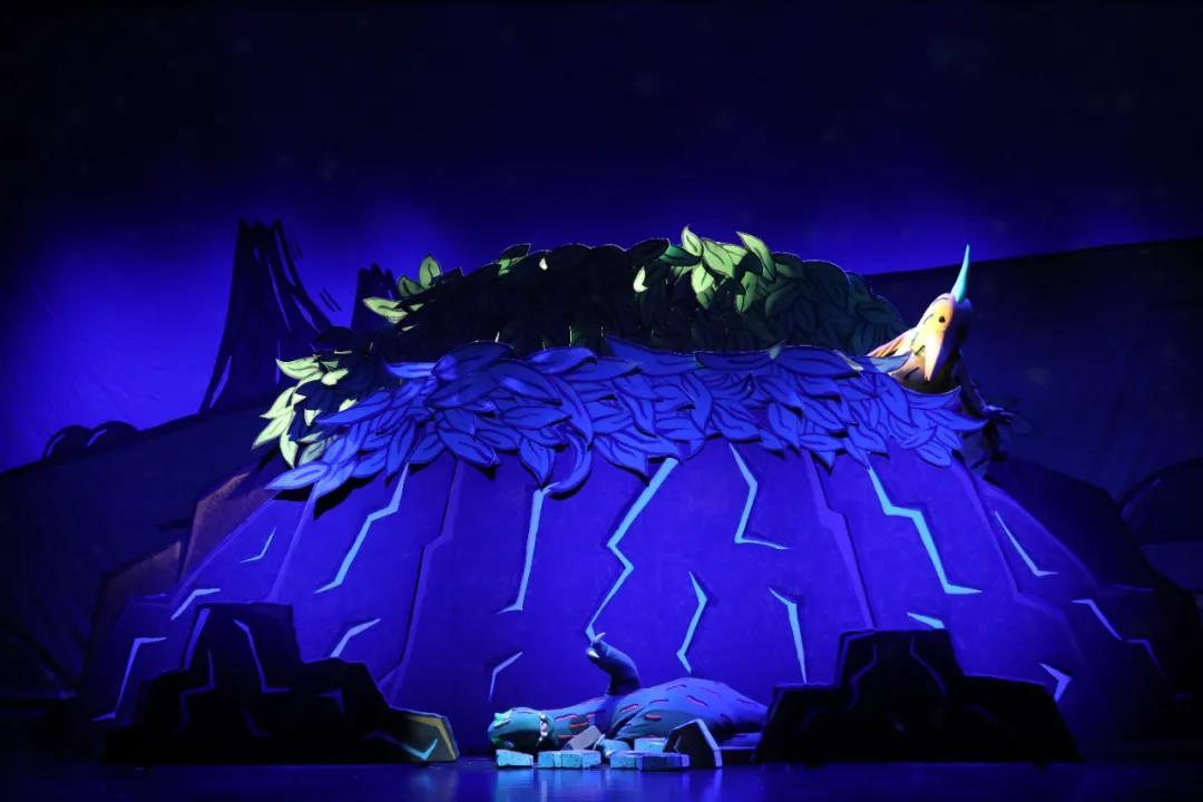 2021宫西达也恐龙系列·实景童话剧《我是霸王龙》-青岛站