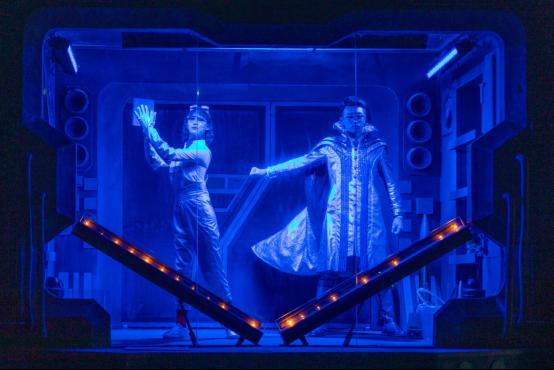 2021大船文化·百老汇互动亲子科学剧《化学秀》中文版-西安站