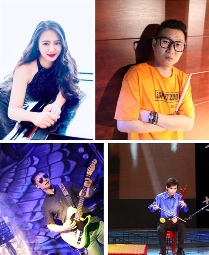 2021光芒乐团《赫利俄斯的乐谱》音乐会-郑州站
