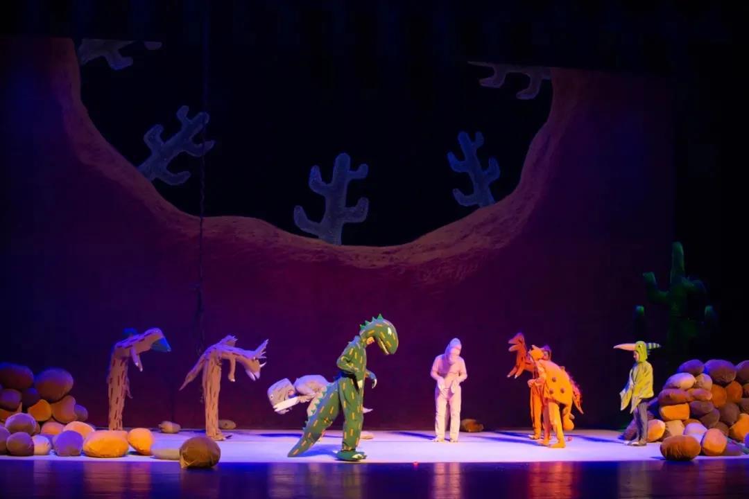 2021大型恐龙主题童话剧《你看起来好像很好吃》-长沙站