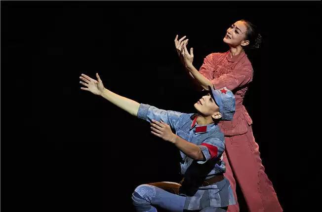 2021原创芭蕾舞剧《闪闪的红星》-青岛站