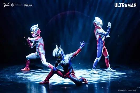 2021日本圆谷版奥特曼系列舞台剧《奥特传奇之英雄归来》-北京站
