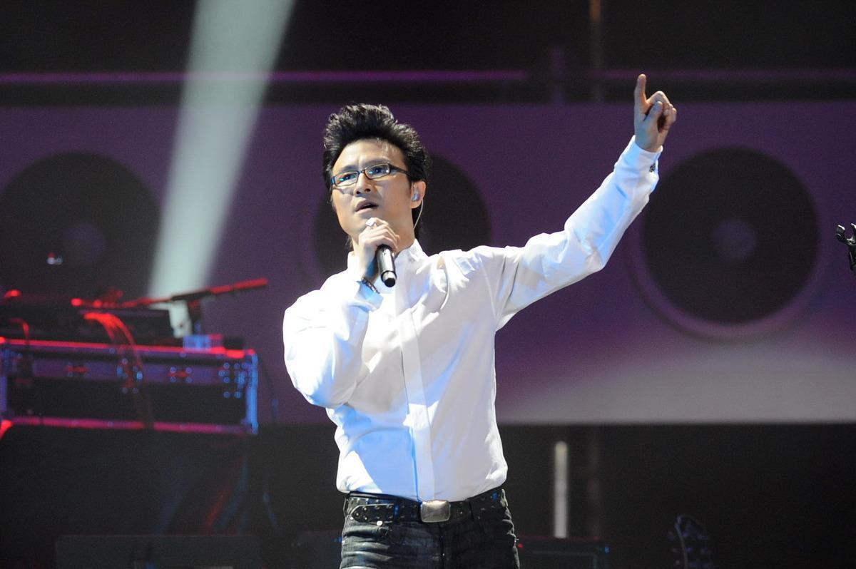 """2021汪峰""""UNFOLLOW""""全国巡回演唱会-深圳站"""