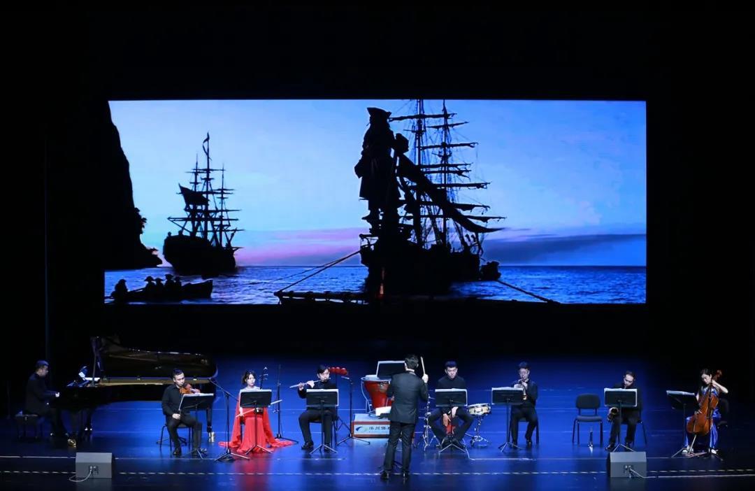 斗·乐 II次元—方锦龙·新九州爱乐2021中国巡回演出-郑州站