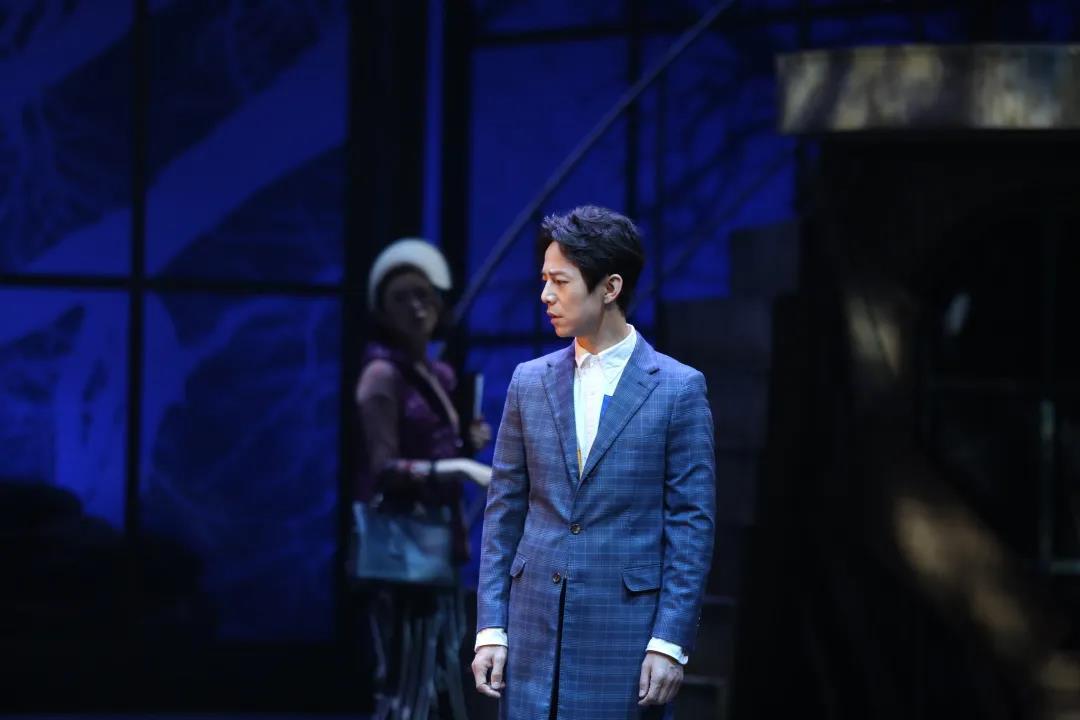 2021赖声川编导、何炅×黄忆慈话剧《水中之书》-北京站