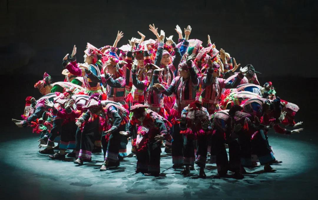 2021杨丽萍作品-大型原生态歌舞集《云南映象》-南京站