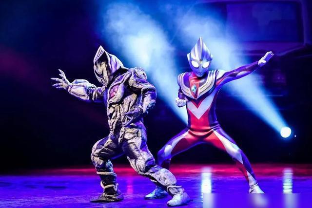 2021日本圆谷版奥特曼系列舞台剧《奥特传奇之英雄归来》-台州站