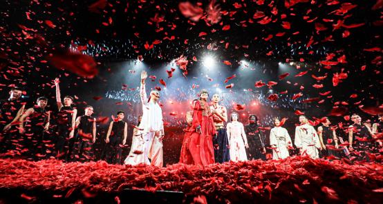 2021杨丽萍舞蹈剧场《十面埋伏》-郑州站