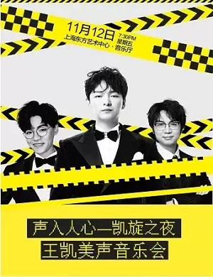 2021王凯上海音乐会