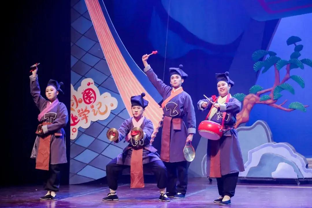2021儿童剧《米小圈之李白白不白》全国巡演-深圳站