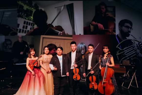 2021星火乐队《回忆收藏馆新国风跨界创新音乐会》-郑州站