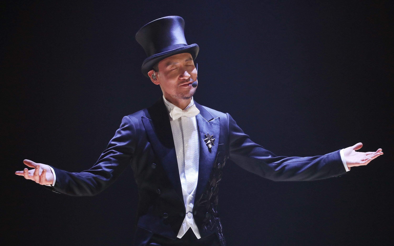 2021张学友世界巡回演唱会-香港站