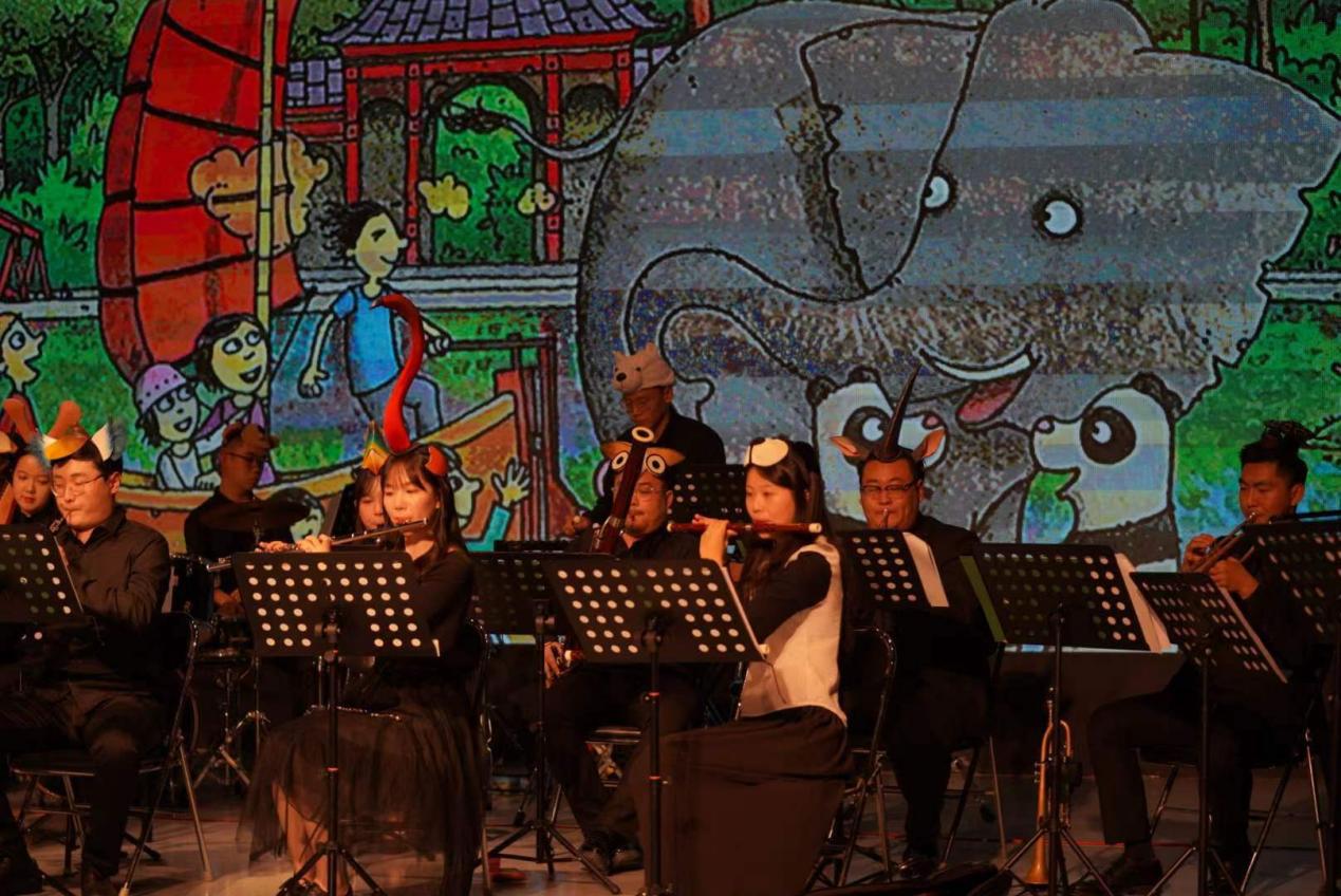 2021放屁大象吹低音号之环球音乐之旅——德国原版绘本启蒙交响音乐会(中文制作)-南京站
