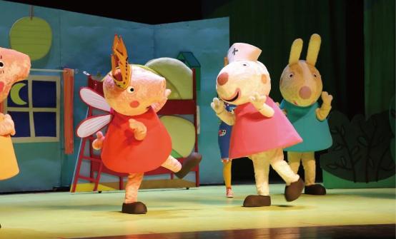 【乐童&小橙堡】2021英国正版引进小猪佩奇舞台剧-完美的下雨天-郑州站