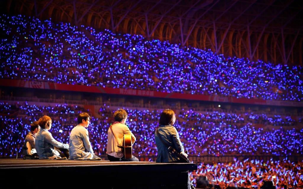 2021五月天《当我们一起走过》演唱会-成都站