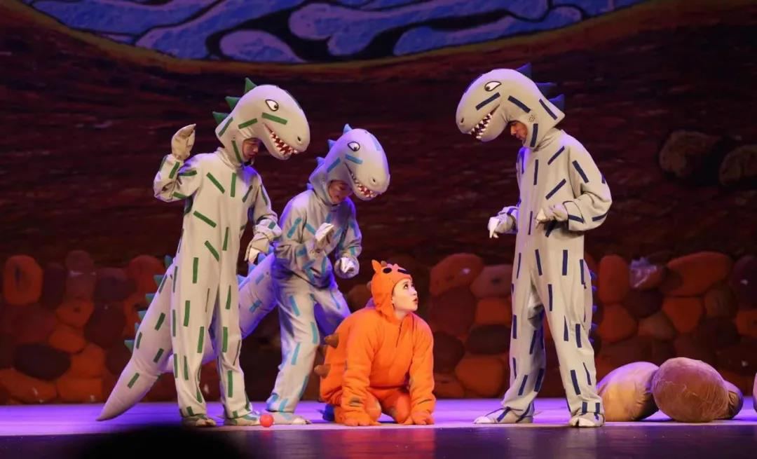 2021大型恐龙主题实景童话剧《你看起来好像很好吃》-南京站