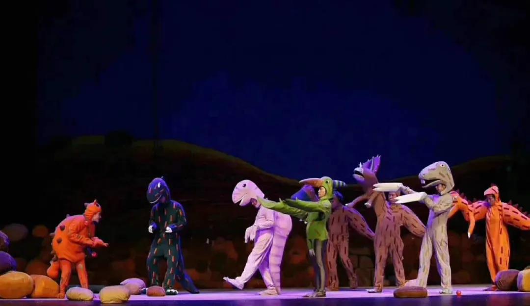 2021大型恐龙主题实景童话剧《你看起来好像很好吃》-青岛站