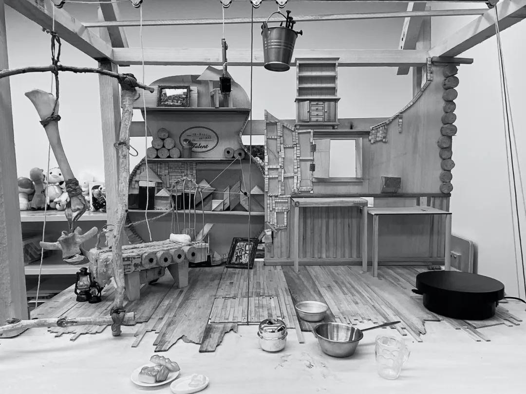 2021蒸汽朋克光影人偶剧场《波萨与鱼人鸟》-杭州站