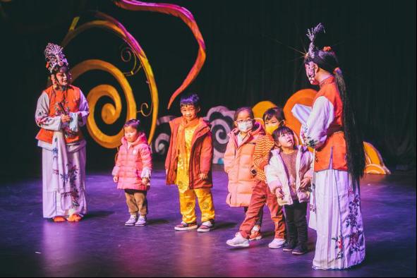 2021让孩子爱上经典《童戏社·脸谱戏三绝》|成都东郊戏剧展演季儿童剧目