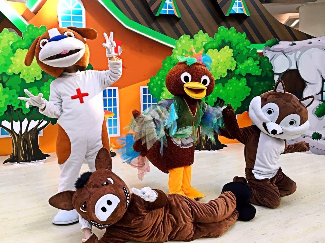2021大型励志主题互动儿童剧《丑小鸭》-成都站