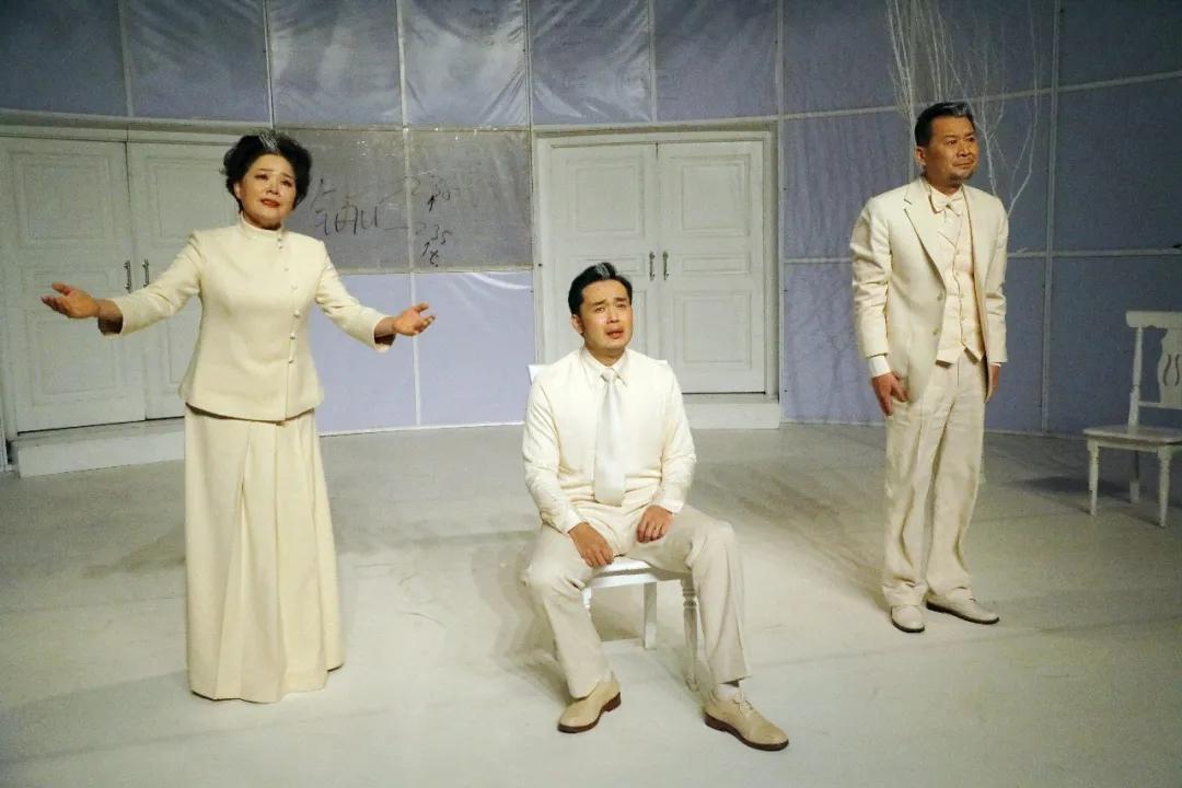 2021中国国家话剧院《哥本哈根》-海口站
