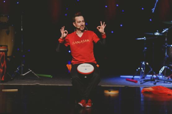 2021大船文化·加拿大原版音乐启蒙·全场互动亲子剧《你是演奏家2·超级金贝鼓》-广州站