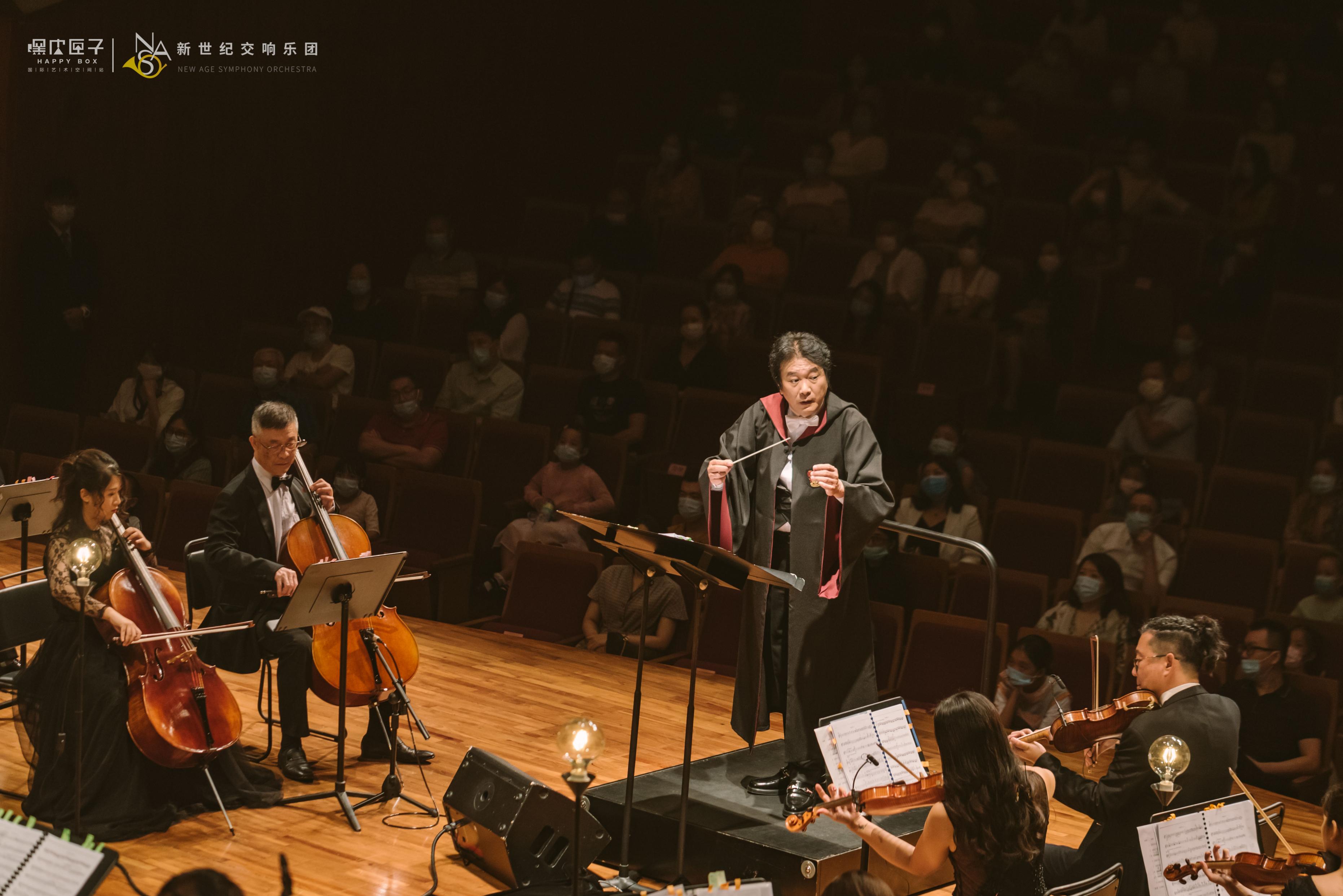 2021好莱坞之巅-经典电影主题交响音乐会-武汉站