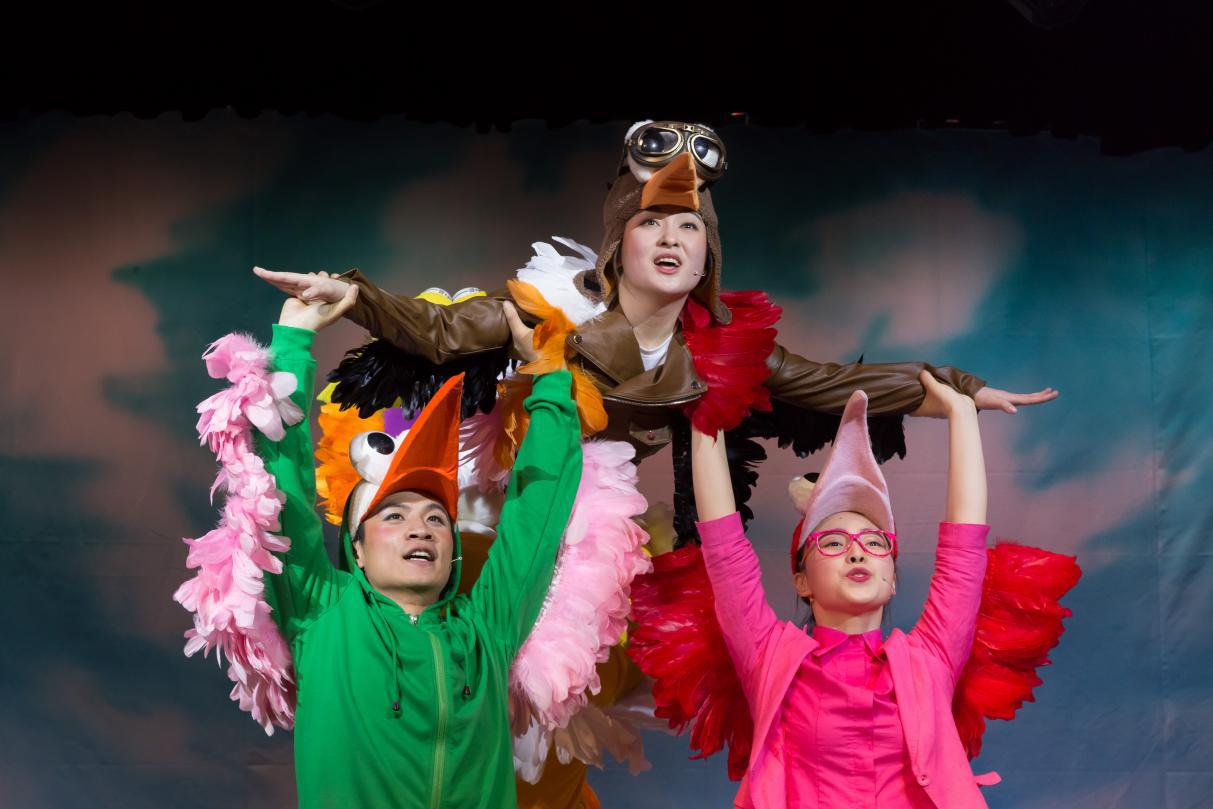 2021【小橙堡】寻梦亲子音乐剧《FlightSchool飞行学校》-郑州站