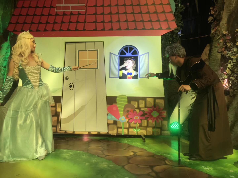 2021温情至上儿童亲子互动舞台剧《匹诺曹历险记》-成都站