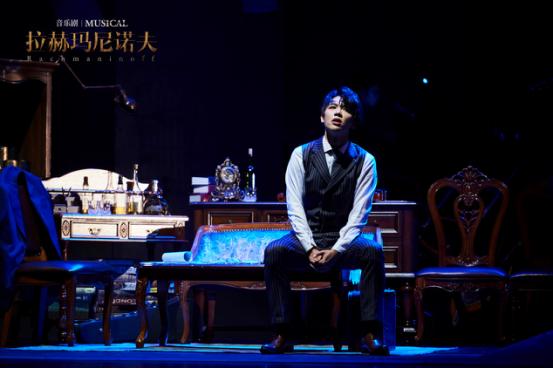 2021音乐剧《拉赫玛尼诺夫》-杭州站