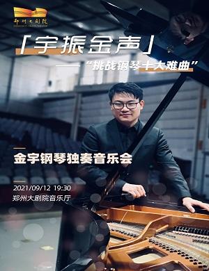 金宇郑州音乐会