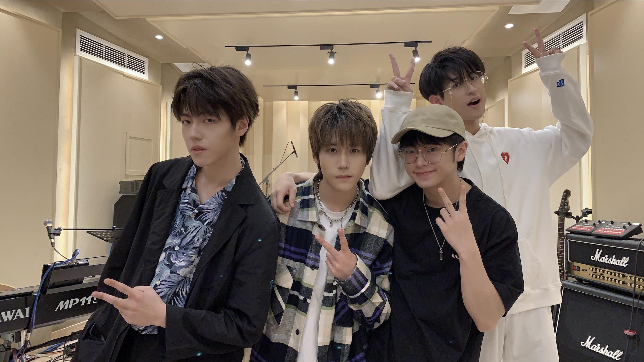 2021银河系乐团「再追光」特别双专场LVH-杭州站