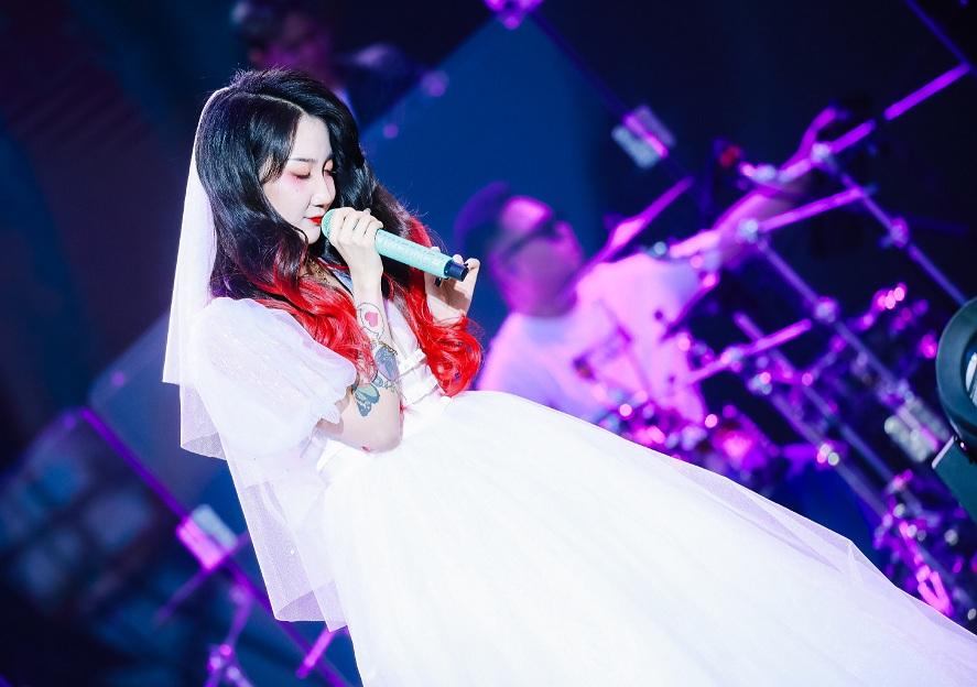 2021NINEONE乃万全国巡回演唱会-南京站
