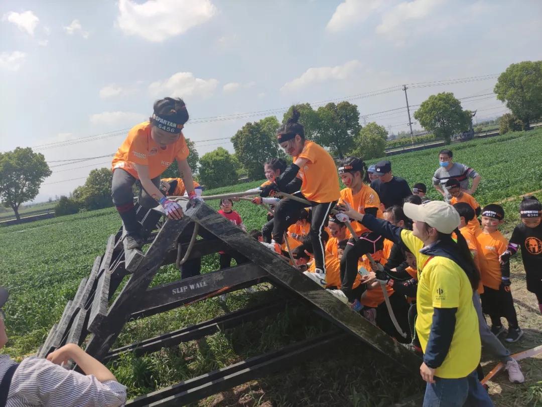 2021黄河勇士户外障碍赛-郑州站