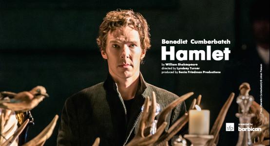 2021高清放映·英国国家剧院现场呈现《哈姆雷特》-郑州站