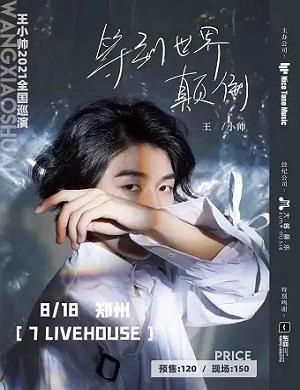 2021王小帅郑州演唱会